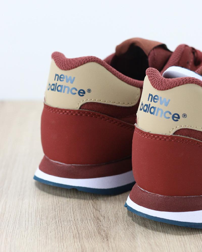 New New New Balance 500 schuhe Sportive Turnschuhe Sportswear Lifestyle CRN rot 9c0b57