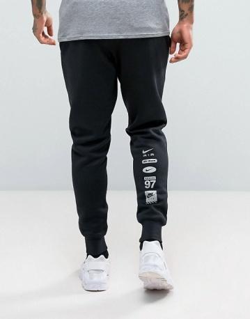 447feaf56fa1 ... Pantaloni tuta Nike Sportswear Jogger Air Max Uomo 2017 Originale -  Original Jogger Pant Nike Sportswear ...