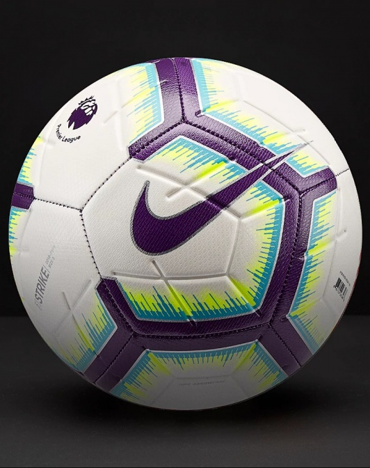 7ba18aec34828 ... Pallone Calcio Premier League Nike Strike 2018 19 - Football Ball Nike  Strike Premier League 2018