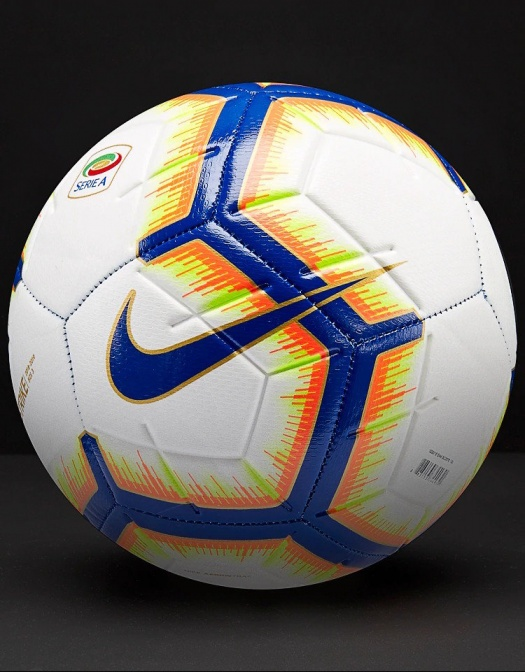 ... Pallone Calcio Serie A Tim Nike Strike 2018 19 - Football Ball Serie A  Tim Nike ... d96f46d9dc33
