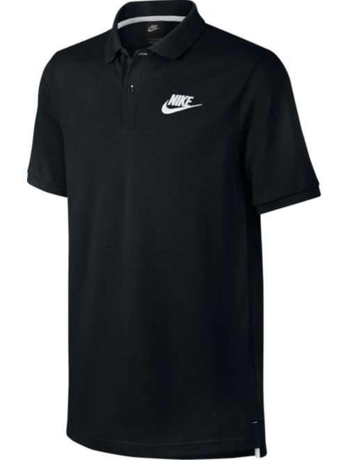 TG. Small Nike polo uomo Matchup Uomo MatchUp Black/White S NUOVO