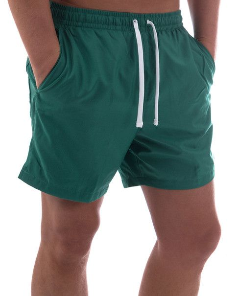 bfcea8c0a8 Pantaloncini Shorts Nike Sportswear Uomo 2018 Originale Verde Con tasche