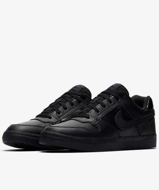 Nike DELTA FORCE VULC Nero Scarpe Baskets Tennis Sportswear LifeStyle Nero VULC 2018 768cf5