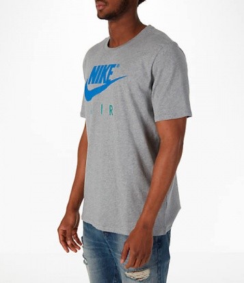 c6e35546 ... T-shirt Maglia Maglietta Nike tempo libero Originale Sportswear TEE SS  AIR 3 Uomo 2018