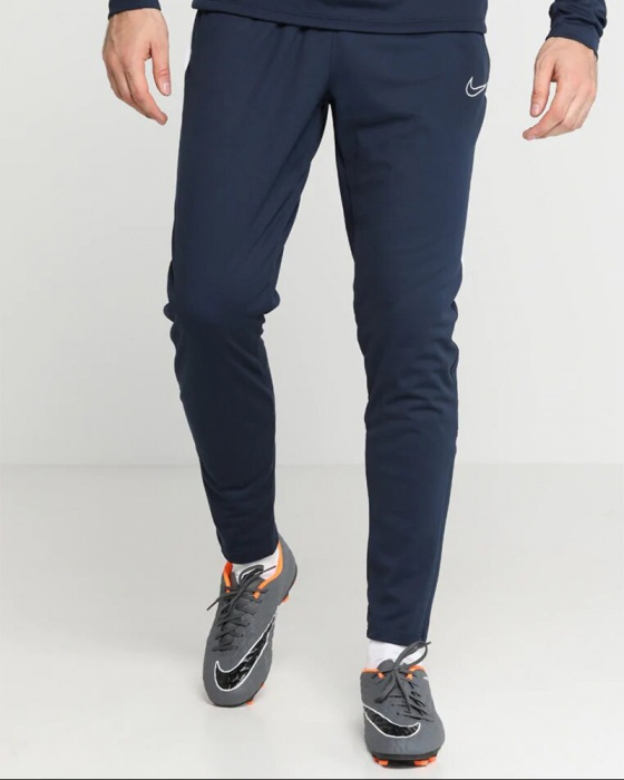 Nike Pantaloni tuta Pants UOMO 2020 Blu con TASCHE a ZIP aderente Acetato | eBay
