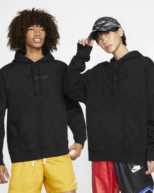 Détails sur Nike Hoodie coton 2020 Pullover Fleece Sportswear Homme Lifestyle