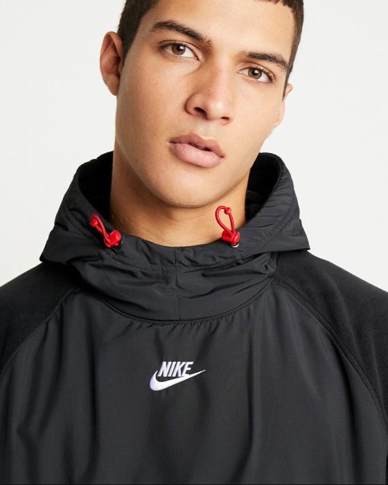 Détails sur Nike Hoodie Noir 2020 Sportswear Nsw Ce Hoodie Po Winter Homme