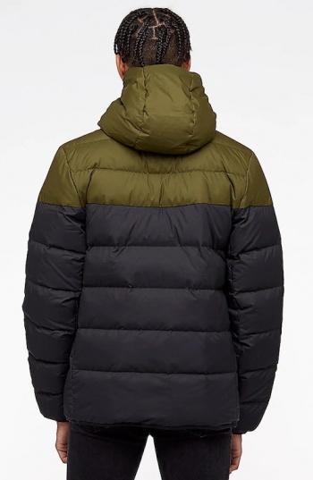 Giacca piumino nike sportswear down fill uomo nero nike