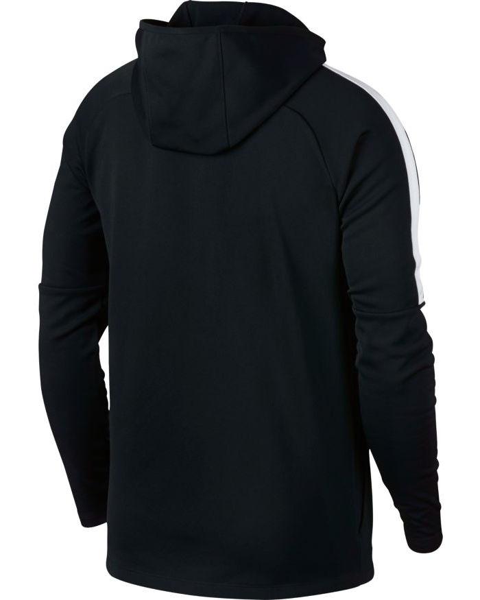 Nike-Felpa-Cappuccio-Hoodie-Dry-Academy-Football-con-tasche