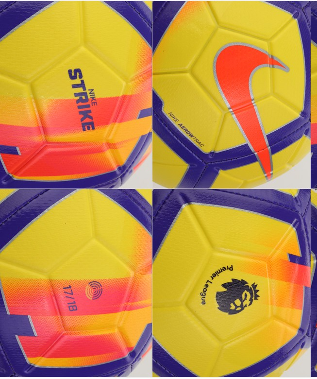 Nike-Premier-League-Strike-Pallone-Football-Calcio-Giallo-2017-18