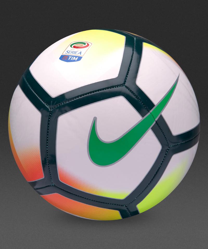 sklep w Wielkiej Brytanii Darmowa dostawa nowy koncept NIKE SERIE A Pitch Pallone Football Calcio 2017 18 - EUR 20 ...