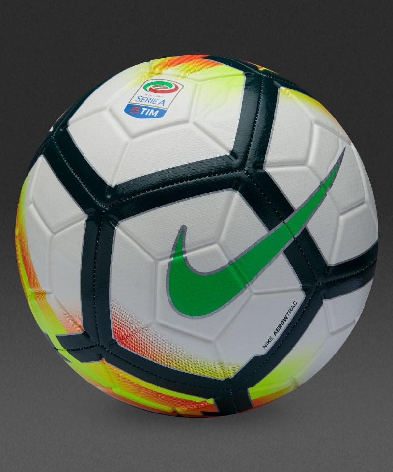 buy popular 57c9a 3a523 Nike Serie A Strike Pallone Calcio Football 2017 18 4 4 di 7 ...