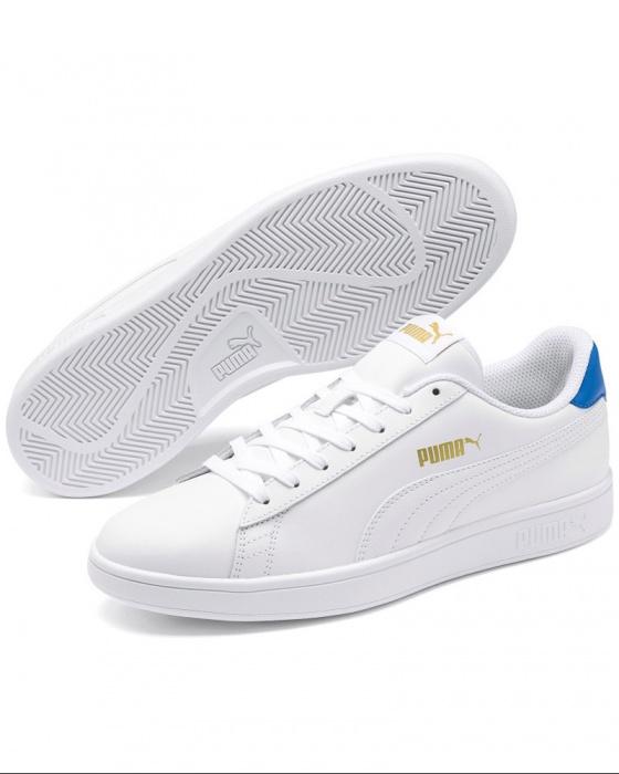 Détails sur Puma Chaussures sportif Sport Shoes Sneakers Sportswear Lifestyle SMASH V2 L