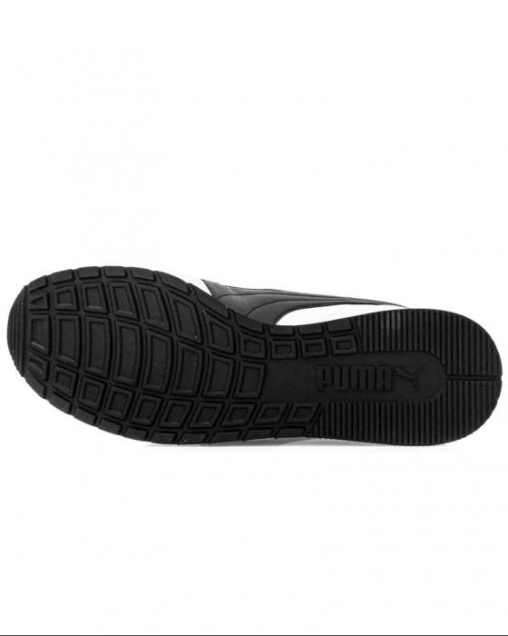 Dettagli su Puma Scarpe Sportive Sneakers Sportswear St Runner Bianco Nero Uomo