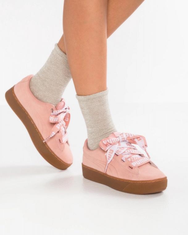 rihanna shoes puma pink