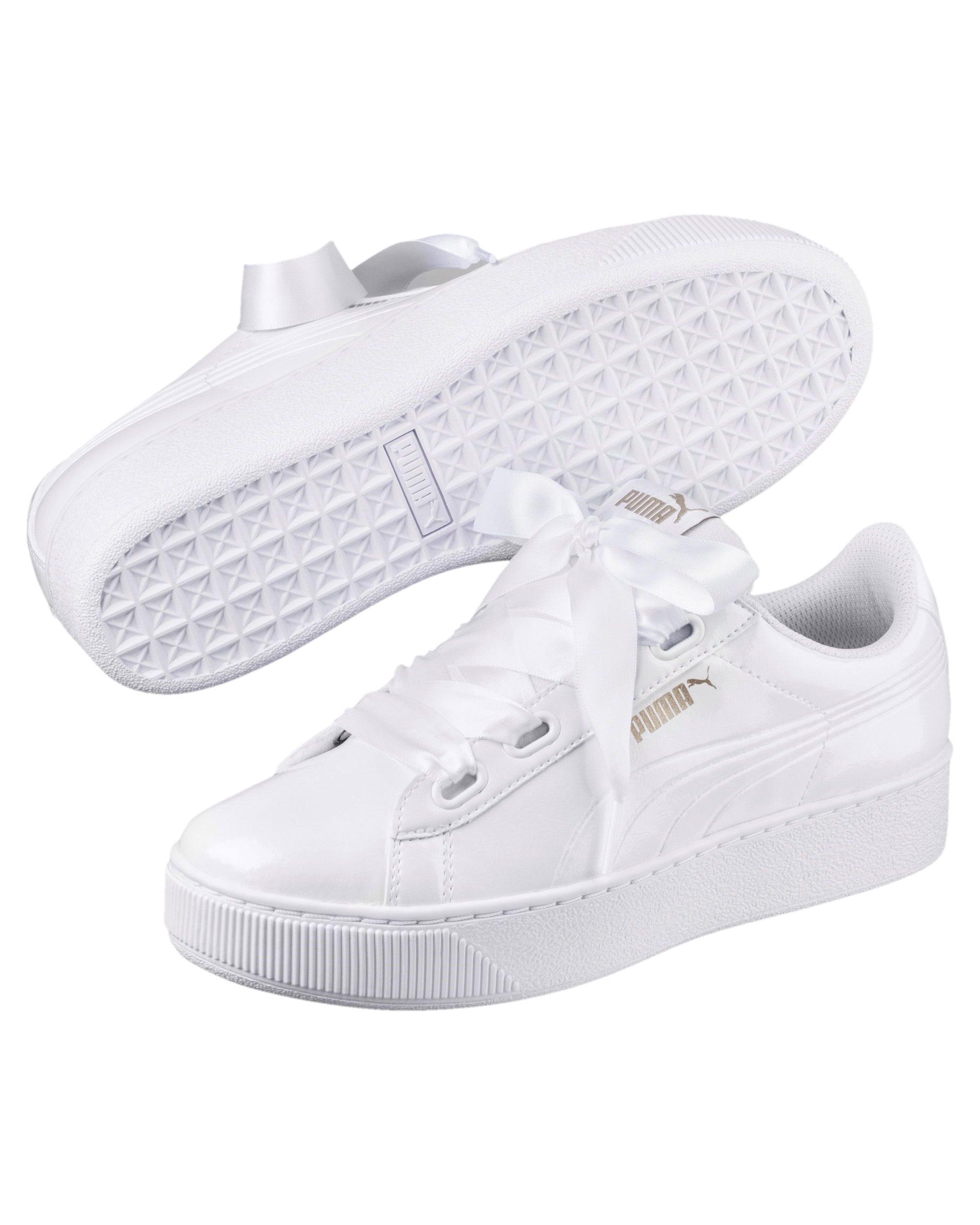 Femmes Vikky Ruban P Sneaker Puma TLIVFg