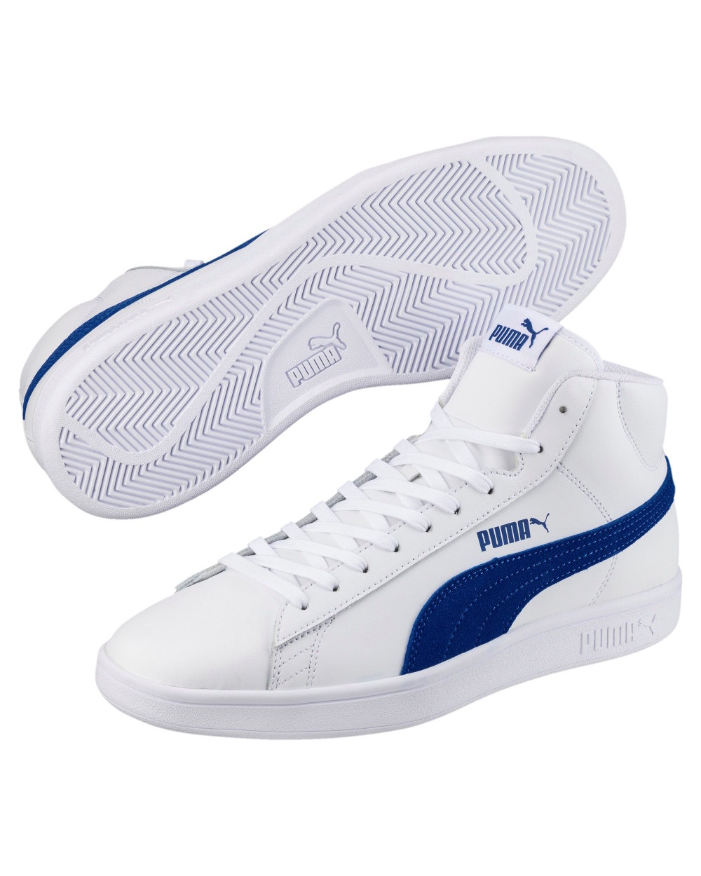 e15e4081942 Tenis Puma Sportswear Sport Smash Vl Zapatos SzwqH0U
