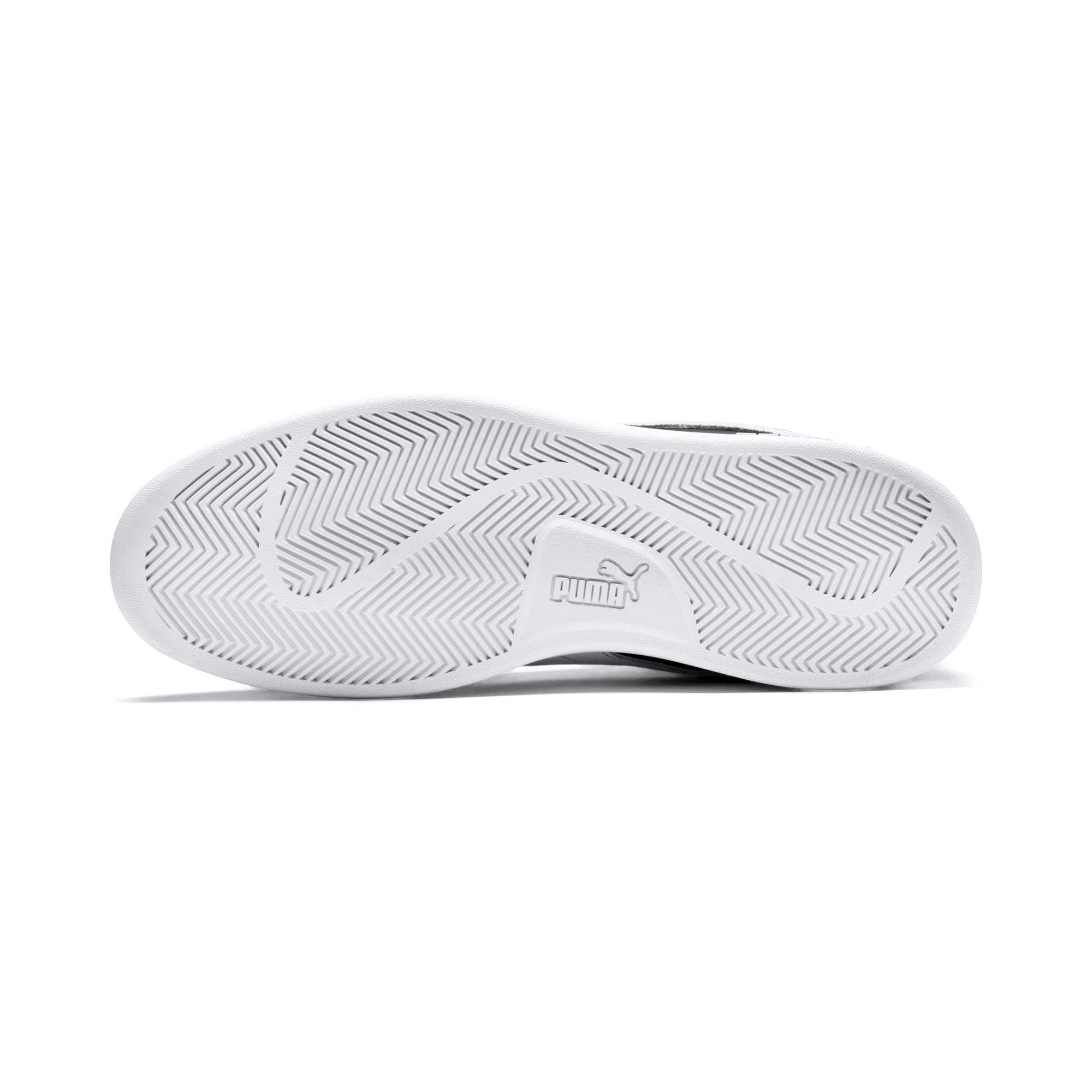 Puma-Scarpe-Sneakers-Sportive-Sportswear-SMASH-V2-L-Mid-2018-19-Nero-Uomo miniatura 8