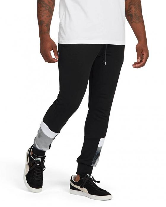 Nike Hose Joggers sweat pants Schwarz 2019 Sportswear Swoosh mit taschen