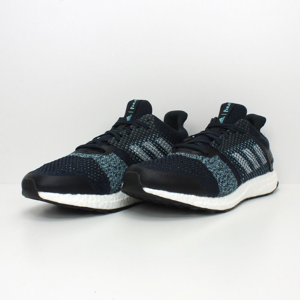 7719352be152b Adidas Running Shoes Sneakers Trainers UltraBOOST Navy PARLEY ST ...