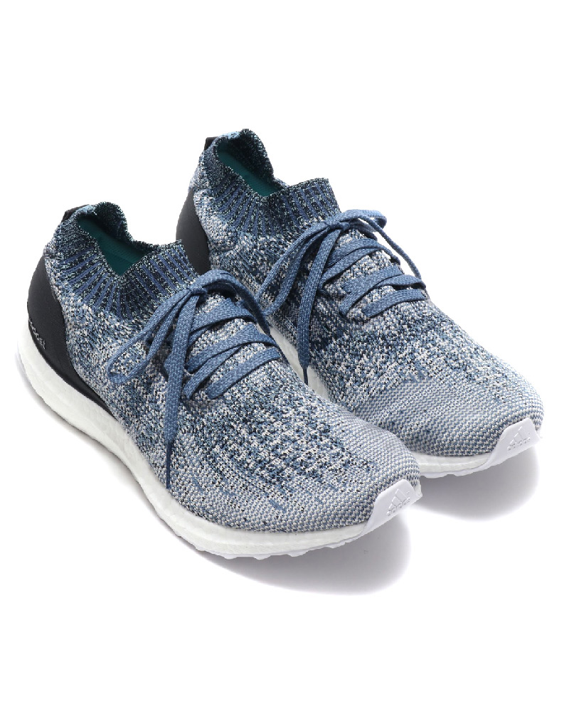 6a45f6de00c23 Adidas PARLEY Running Shoes Sneakers Trainers UltraBOOST Uncaged Grey
