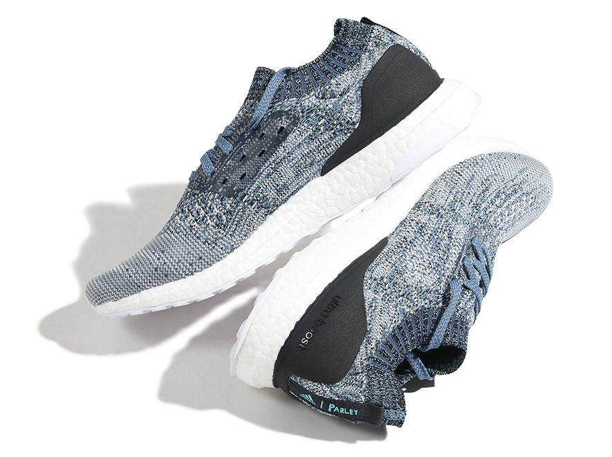 best sneakers 613a5 2ed18 Adidas PARLEY Scarpe Corsa Running Sneakers UltraBOOST Uncaged Grigio