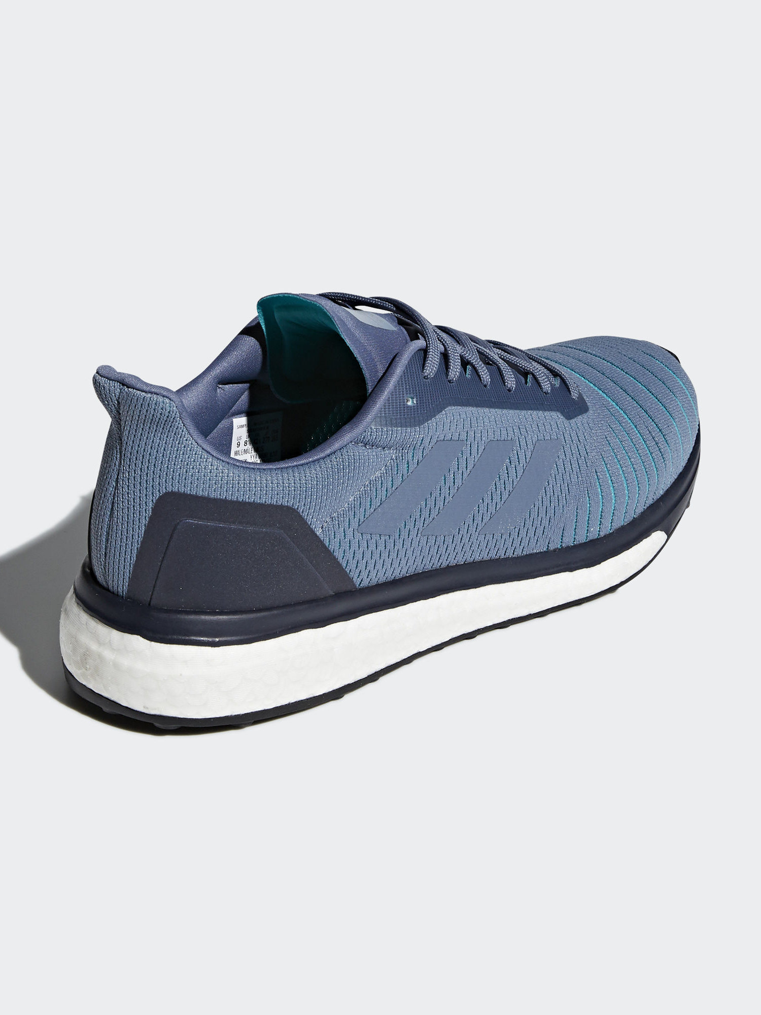 Corsa Scarpe Scarpe Solar Drive Boost Running Sneakers da ginnastica Adidas Blu t787xwZpqI