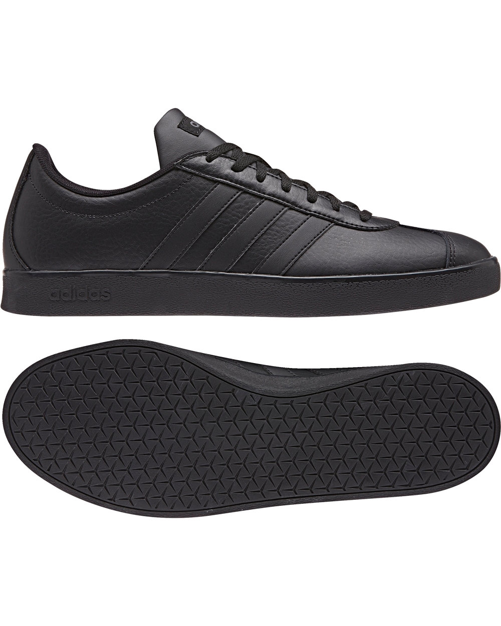 new style b3101 07eab Adidas Scarpe Sneakers Sportive Ginnastica Nero vl court 2.0 gazelle style  4 4 di 8 ...