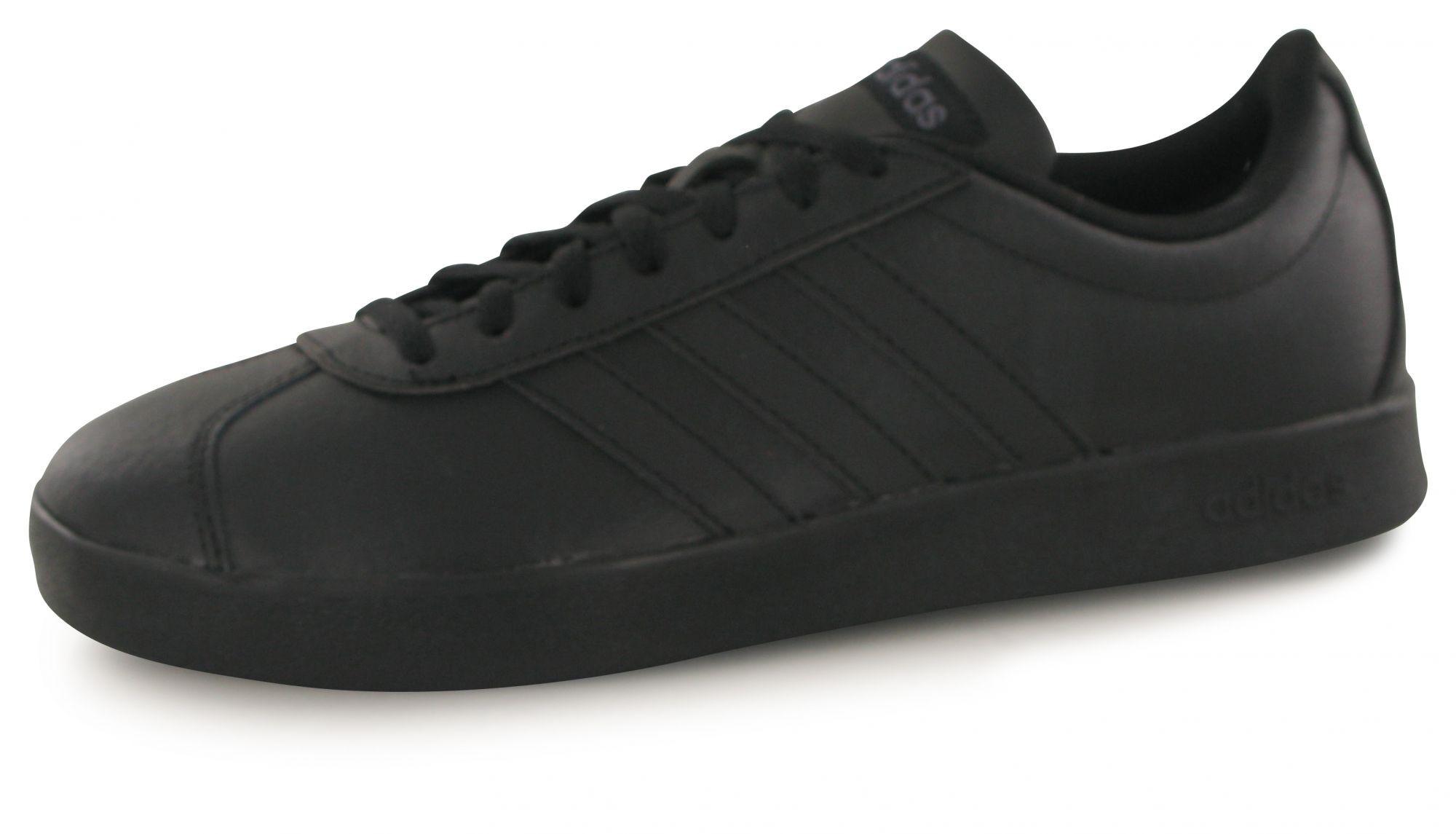best website 9bf36 2fad0 Adidas Scarpe Sneakers Sportive Ginnastica Nero vl court 2.0 gazelle style  5 5 di 8 ...