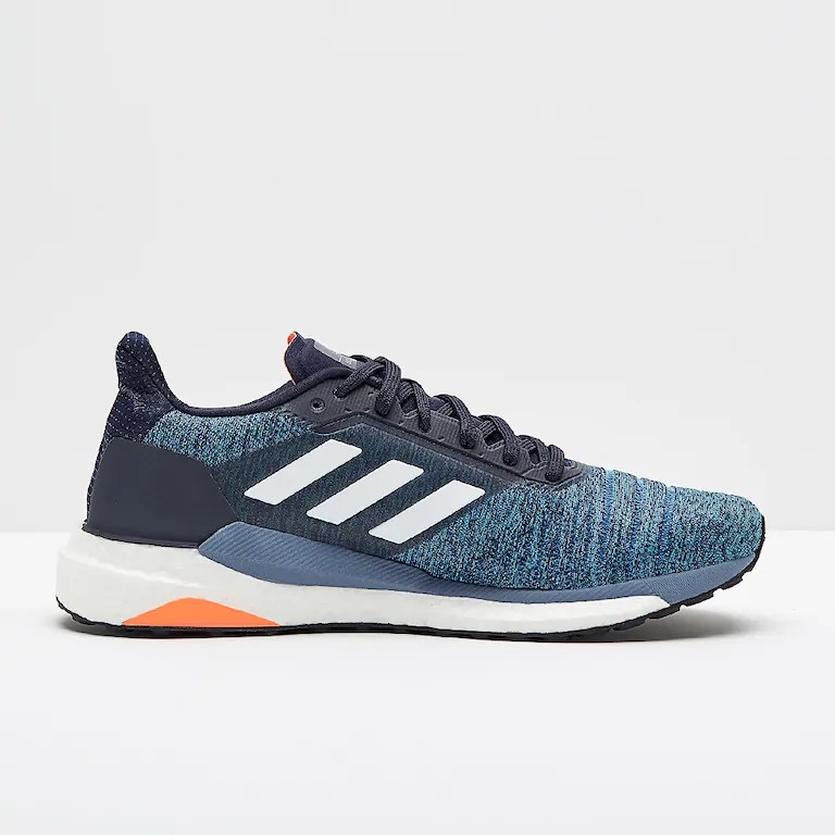 huge selection of 6542e 1a003 4 sur 8 Adidas Chaussures de course Sneakers Running Shoes Trainers Blue  Boost 5 sur 8 ...
