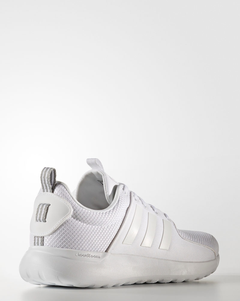 Adidas Scarpe Sneakers Trainers Sportive Ginnastica Bianco CL Lite Racer