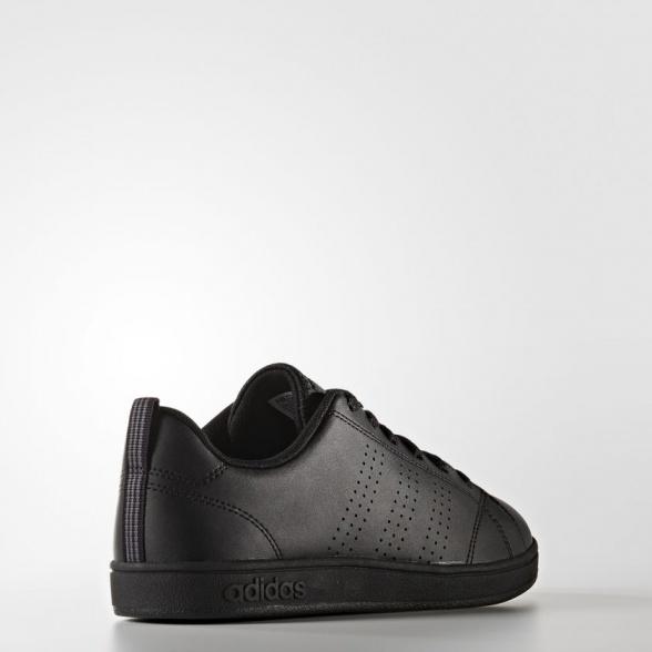 the best attitude 6aa61 4e12a ... Scarpe sportive Sneakers Adidas advantage clean Sportswear Lifestyle BAMBINO  DONNA Nero Originale - Sport shoes Sneakers
