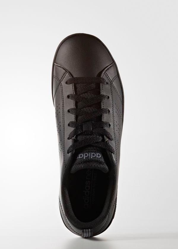 free shipping 7dc0b 035da Adidas Scarpe Sportive Sneakers Advantage Bambino Donna Nero