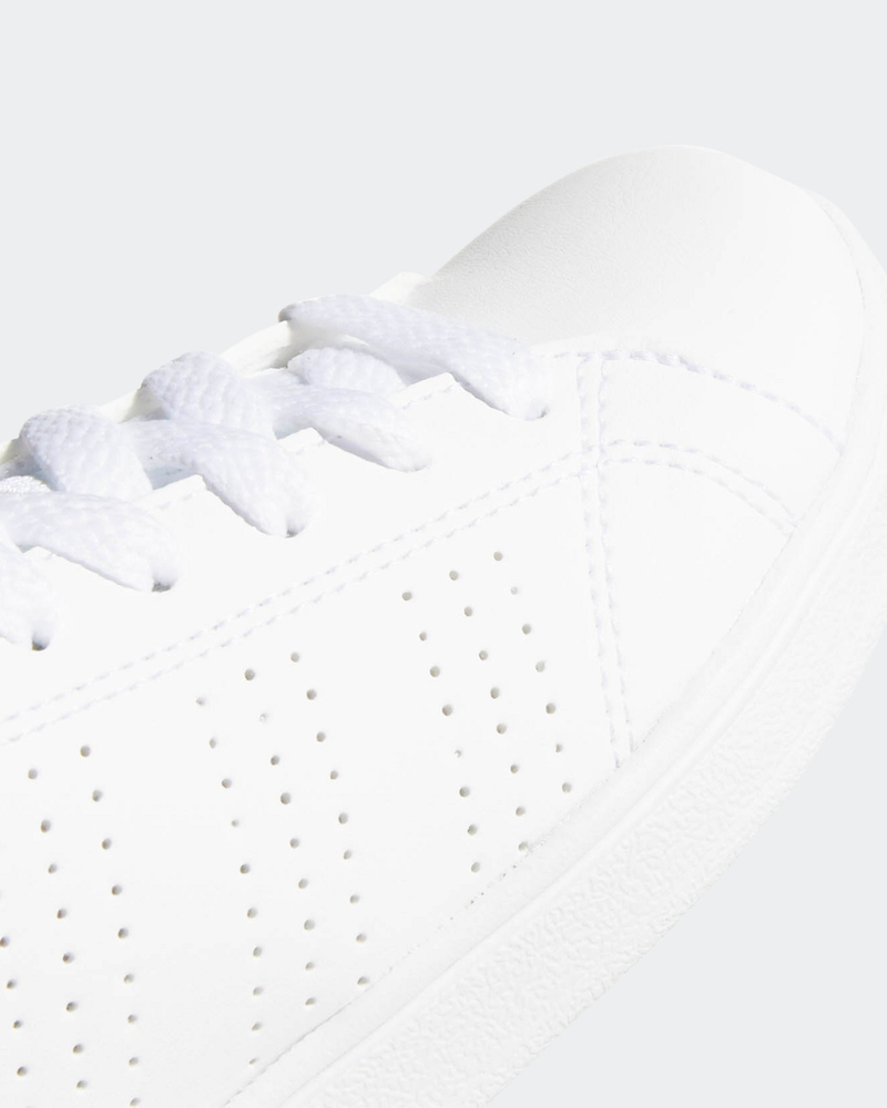 timeless design ab6fe 9b852 Adidas-sports-shoes-sneakers-Advantage-Clean-Baby-White-