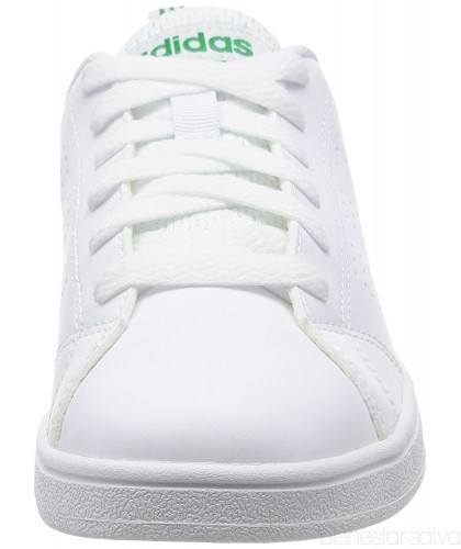 timeless design 0a83f 88fda Adidas-sports-shoes-sneakers-Advantage-Clean-Baby-White-