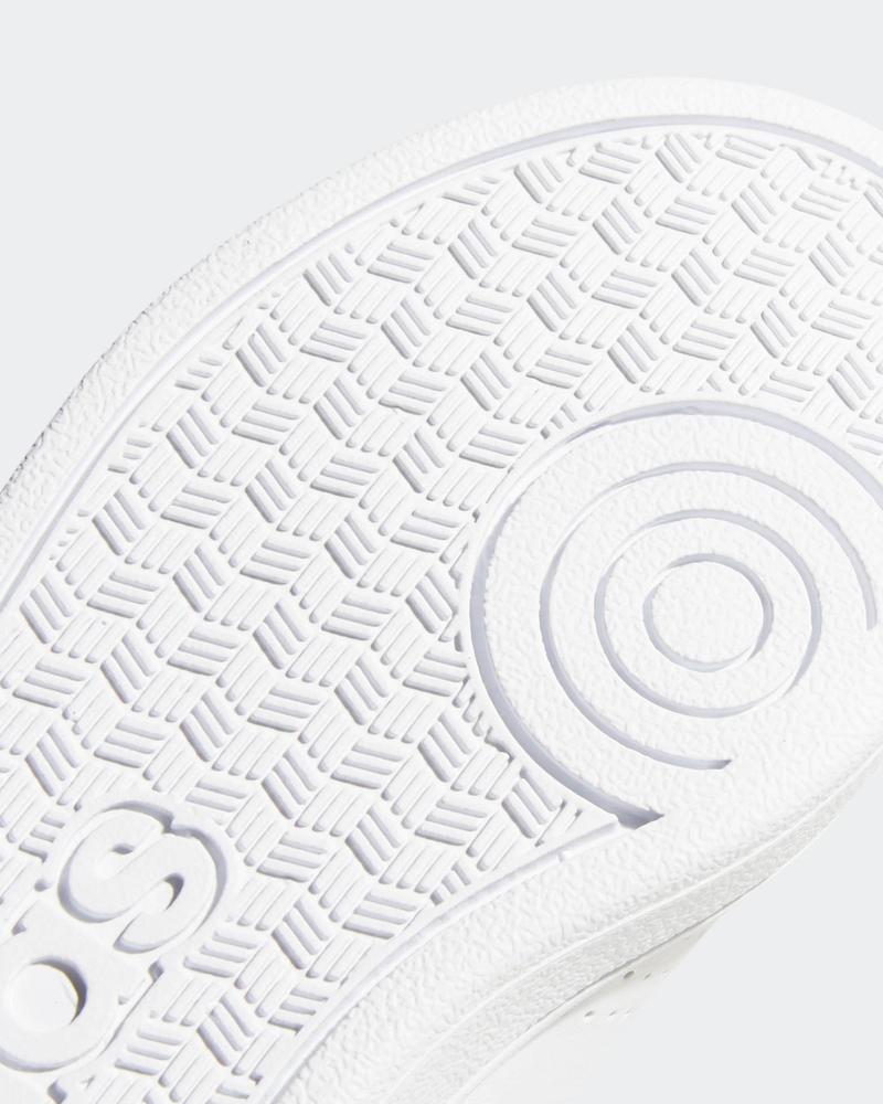 Adidas-Chaussures-sportif-advantage-Stan-smith-Style-baby-boy-femme-blanc