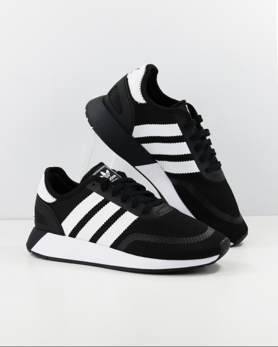 Adidas Originals Trefoil Sport Shoes Sneakers Men Black ...