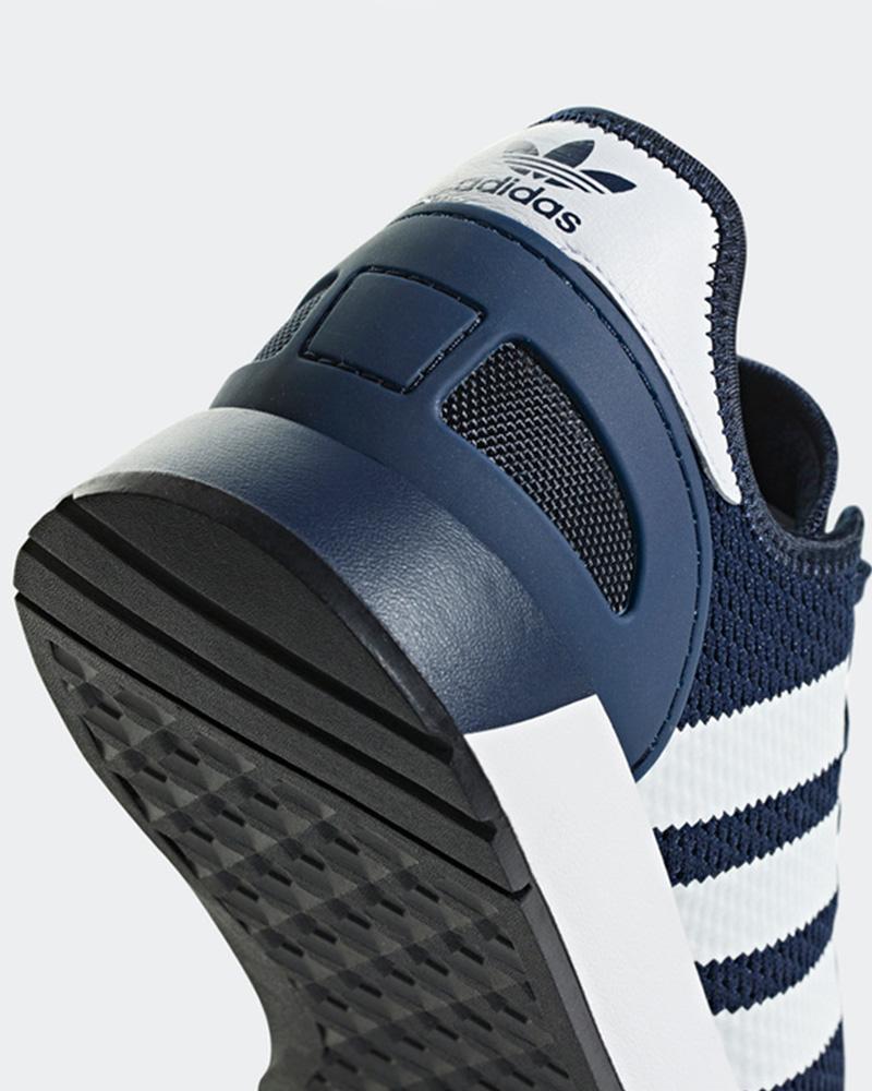Adidas-Originals-Trefoli-Scarpe-Sneakers-Trainers-Sportive-N-5923-Blu miniatura 9
