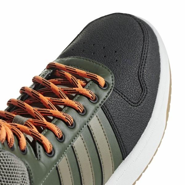 Adidas    Sportive Verde Caviglia alta HOOPS HOOPS alta 2.0 MID 494643