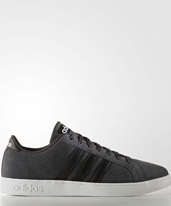 Adidas Neo Baseline Mens Trainers Grey