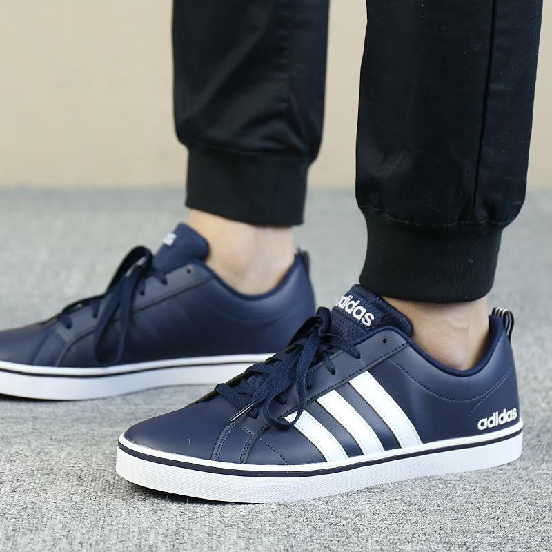 Adidas Scarpe Sportive Sneakers VS Pace 2019 Blu Lifestyle Sportswear | eBay