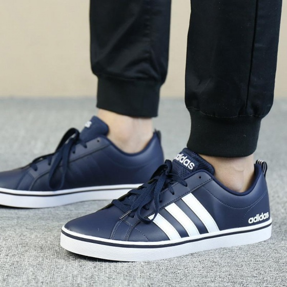 the best attitude 153c8 94017 ... Scarpe sportive Sneakers Adidas VS PACE Court uomo blu - Sport shoes  Sneakers Adidas VS PACE ...