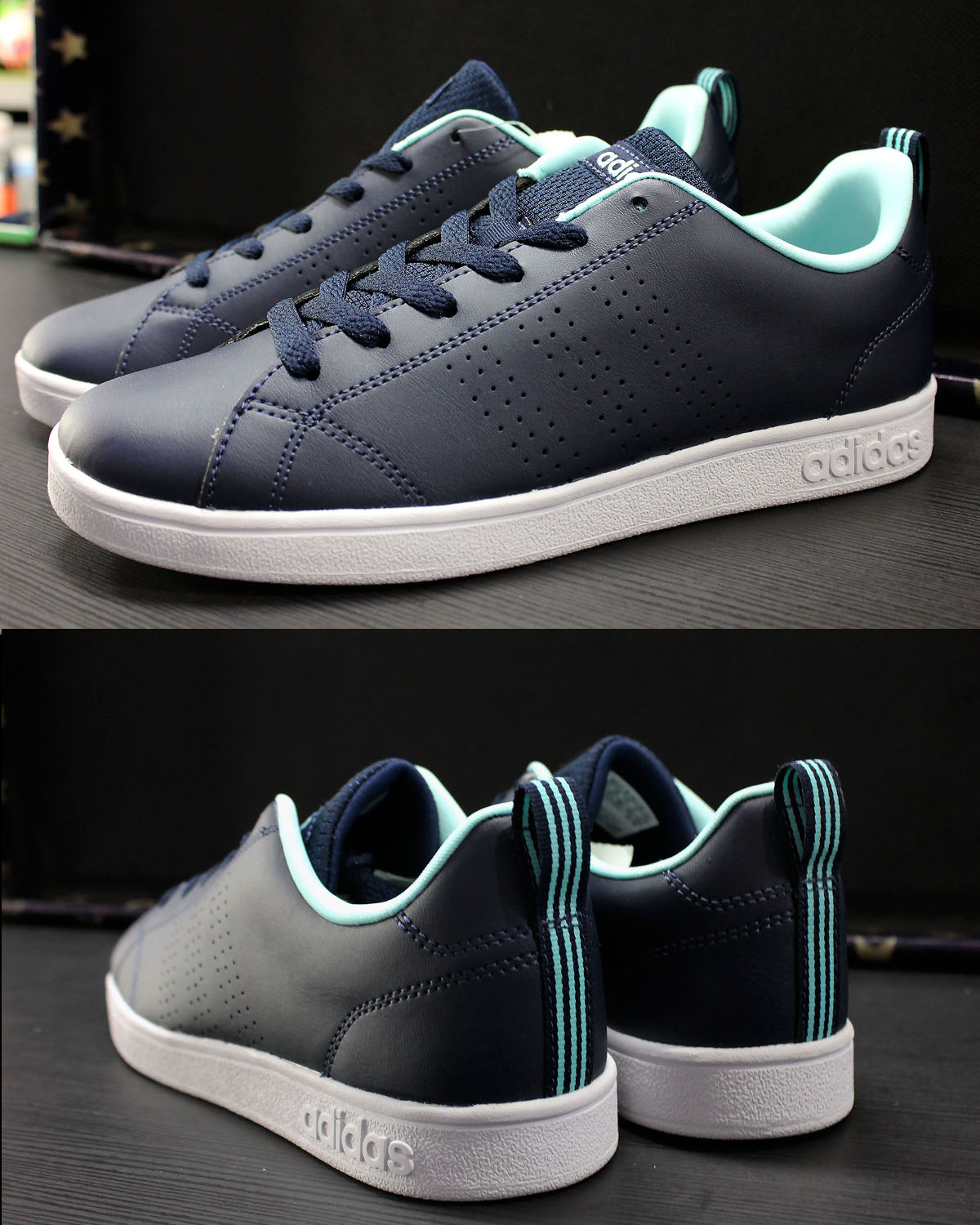 stan smith bimbo blu
