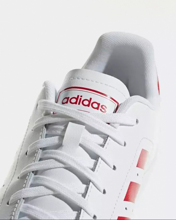 Adidas Scarpe Sportive Sneakers Bianco Court70S Uomo
