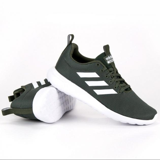 b01423c5e1 ... Scarpe Ginnastica Sneakers Originale Adidas Neo Lite Racer Clean Uomo  Verde - Sneakers sport boots shoes ...