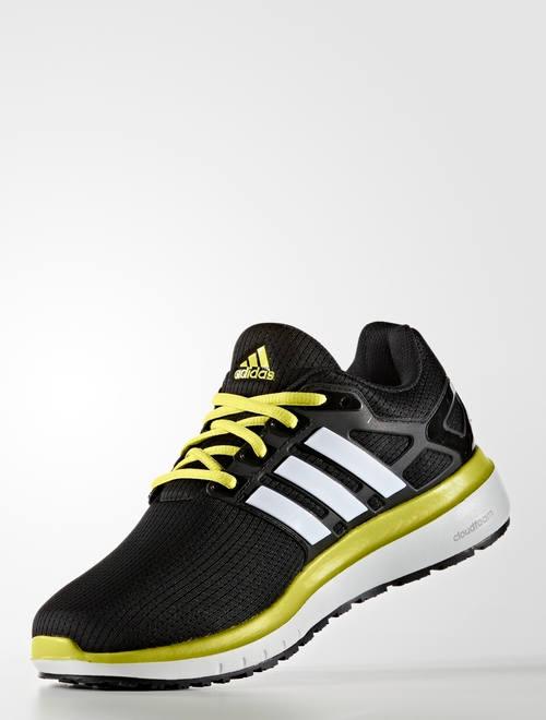 adidas scarpe da ginnastica uomini massa nera e gialla con i servizi giuridici