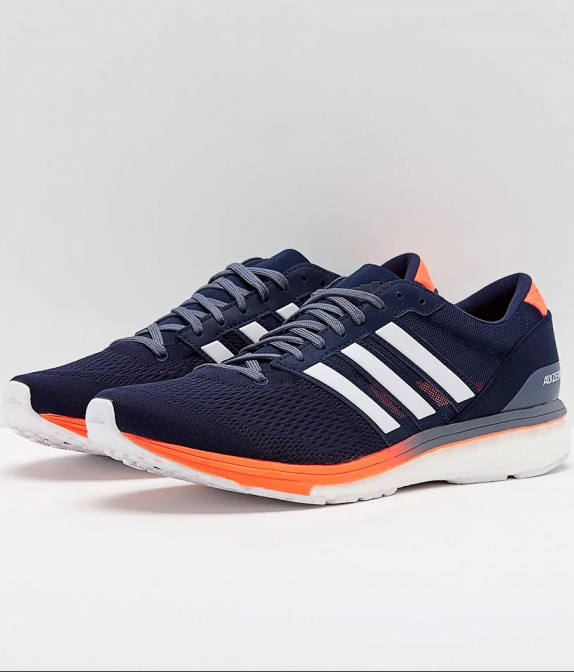more photos dddd3 58d01 ... Racing Running shoes adidas adizero boston 6 m Blue-Man Racing Running  Shoes Adidas adizero ...