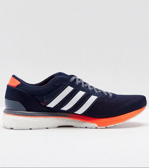 d3ab222fa7817c ... Scarpe Running da corsa adidas adizero boston 6 m uomo Blu - Racing Running  Shoes Adidas ...