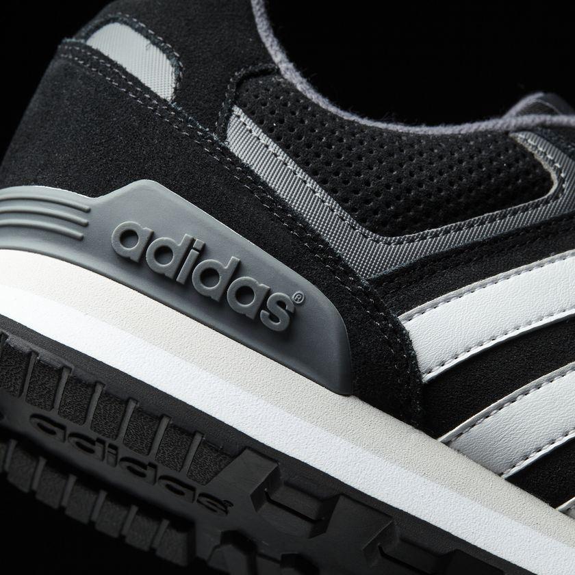 Adidas Schuhe Sneakers SportsWear Sportive 10K Uomo Nero Bianco SportsWear Sneakers LifeStyle 2018 6d470e