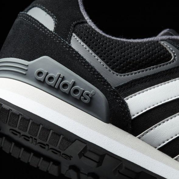 timeless design 18015 6fefe Scarpe Ginnastica Sneakers Adidas 10K Neo Uomo Nero Bianco Originale -  Sneakers Shoes Adidas Neo 10K ...